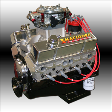 Econo Engine on Chevy Small Block 427 Crate Engine