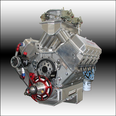 Drag Race Engines by Shafiroff Race Engines and Components