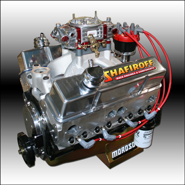 434/710HP Small Block Chevy Drag Race Engine