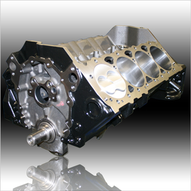 Small Block Chevy - Complete Engines, Short Blocks and Long