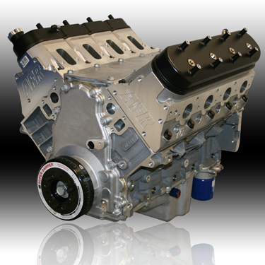 LS - Complete Engines, Short Blocks and Long Blocks by