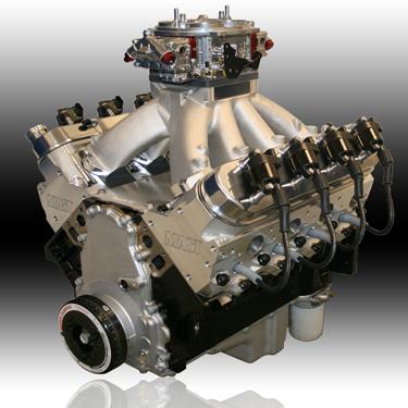 Chevy LS 454 Chevy SHP LS Next Pump Gas Engine