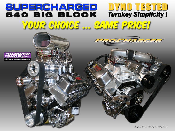 540 big block chevy supercharged engine malvernweather Image collections
