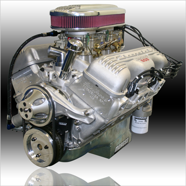 509 W Series Big Block Chevy Ultrastreet Pump Gas Engine