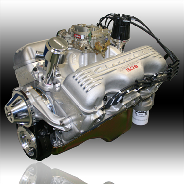 509 w series big block chevy ultrastreet pump gas engine malvernweather Image collections