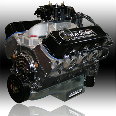 Engine Ultrastreet on Small Block Chevy Crate Engines