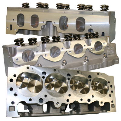 Brodix PB1600 Sweet 16 Big Block Chevy Cylinder Heads
