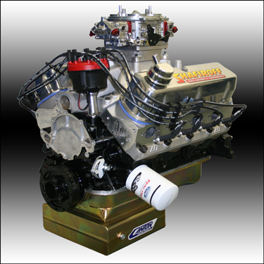 363 Small Block Ford Drag Race Engine