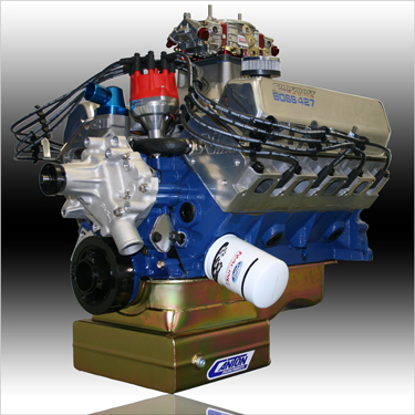 427 Small Block Ford Clevor HHR Pump Gas Engine
