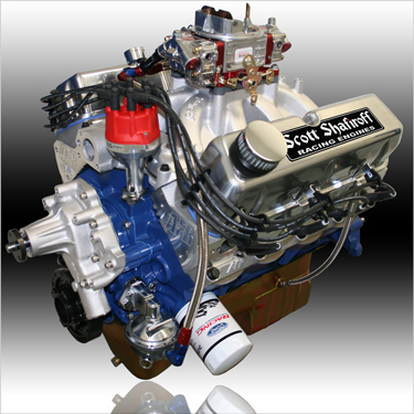 Ford Classic on 427 Big Block Chevy Engines