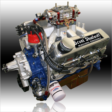 460 Small Block Ford Pump Gas Engine