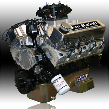 Ford Racing Parts >> 547 Big Block Ford Pump Gas Engine