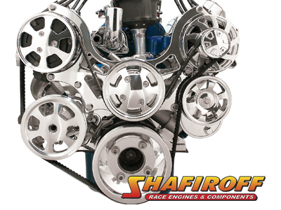 427 Small Block Ford Pump Gas Engine