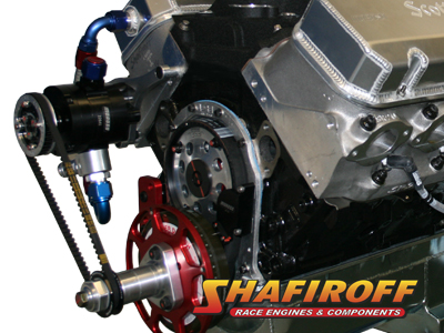 540 Big Block Chevy Ultrastreet Pump Gas Engine