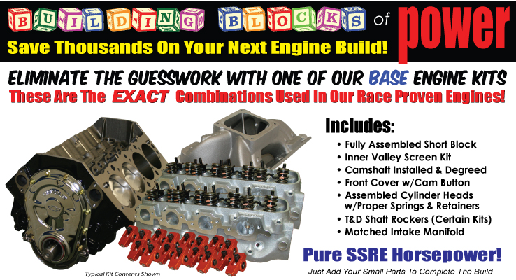 Do it yourself base engine kits by shafiroff racing solutioingenieria Choice Image