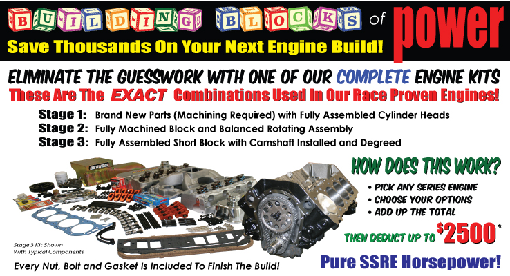 Do it yourself complete engine kits by shafiroff racing solutioingenieria Choice Image